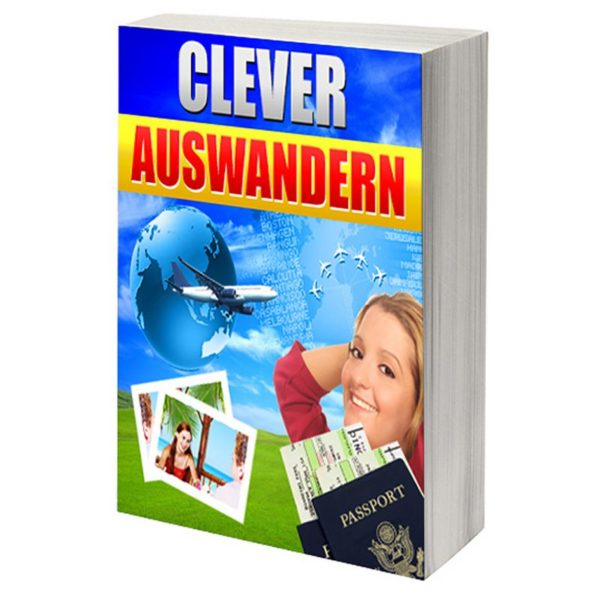 eBook Cover: Clever Auswandern