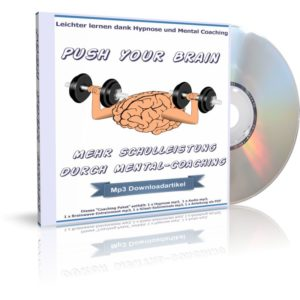 Audiobook (Hörbuch) Cover: Push Your Brain